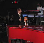 Sir Elton John and John Legend .Elton John Oscar party.Pacific Design Center.Hollywood, CA, USA.Sunday, March 5, 2006.Photo By Celebrityvibe.com/Photovibe.com; .To license this image please call Phone: (212) 410 5354, or.email: sales@celebrityvibe.com; website: www.celebrityvibe.com....