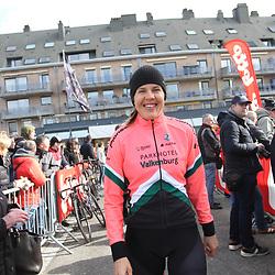 01-03-2020: Wielrennen: Hageland vrouwen: Tielt-Winge: Romy Kasper