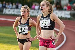 Adrian Martinez Classic track meet, Women's High Performance Adro Mile, Nicole Tully, Schneider