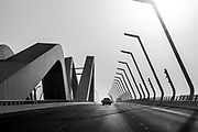 Modern Construction and Infrastructure in Abu Dhabi, UAE.