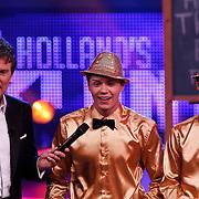 NLD/Hilversum/20100910 - Finale Holland's got Talent 2010, Robert ten Brink en Elastic Double