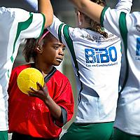 Rookie Serie<br /> Nederland, Spierdijk, 12-09-2015.<br /> Handbal, Veld, St.George F2 - Excelsior '53 F2, Spierdijk<br /> Foto : Klaas Jan van der Weij