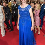 NLD/Amsterdam/20171012 - Televizier-ring Gala 2017, boerin Berti Steur