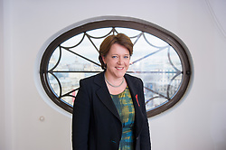 Maria Miller MP, Secretary of State, Department for Culture Media & Sport, Picture taken 2012. Photo By Anthony Upton / i-Images<br /> File photo -  Secretary of State for Culture, Media and Sport Maria Miller resigns following expenses allegations. Pictured filed Wednesday 9th April 2014.