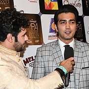 Shehzad Sheikh is a Pakistani film and television actor arrives at the Annual International Pakistan Prestige Awards (IPPA) at Indigo at The O2 on 9th September 2018, London, UK.