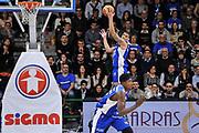 DESCRIZIONE : Campionato 2014/15 Serie A Beko Dinamo Banco di Sardegna Sassari - Acqua Vitasnella Cantu'<br /> GIOCATORE : James Feldeine<br /> CATEGORIA : Rimbalzo Controcampo<br /> SQUADRA : Acqua Vitasnella Cantu'<br /> EVENTO : LegaBasket Serie A Beko 2014/2015<br /> GARA : Dinamo Banco di Sardegna Sassari - Acqua Vitasnella Cantu'<br /> DATA : 28/02/2015<br /> SPORT : Pallacanestro <br /> AUTORE : Agenzia Ciamillo-Castoria/L.Canu<br /> Galleria : LegaBasket Serie A Beko 2014/2015