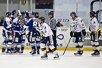 29. Mars 2010 , Ishockey , Get - ligaen  ,  eliteserien , Stavanger Oilers v Sparta Sarpsborg , Siddishallen , Sparta jubler, Foto: Tommy Ellingsen