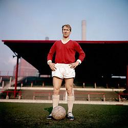 Bobby Charlton, Manchester United