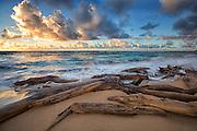 Lydgate Beach Park Kaui Hawaii