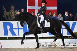 Sprehe Kristina, (GER), Desperados FRH<br /> Grand Prix Special<br /> Horses & Dreams meets Denmark - Hagen 2016<br /> © Hippo Foto - Stefan Lafrentz