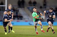 Rugby Union - 2018 / 2019 Gallagher Premiership - Sale Sharks vs. Harlequins<br /> <br /> Danny Care of Harlequins, at the AJ Bell Stadium.<br /> <br /> COLORSPORT/PAUL GREENWOOD