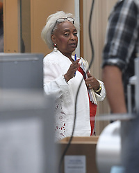 LAUDERHILL FL - NOVEMBER 13: Election Workers count early vote ballots at The Broward County Supervisor Of Elections Office during the Florida Recount on November 13, 2018 in Lauderhill, Florida. 13 Nov 2018 Pictured: Ballots. Photo credit: MPI04/Capital Pictures / MEGA TheMegaAgency.com +1 888 505 6342