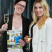 NLD/Ridderkerk/20130506 - Presentatie Helden 18, Marieke van der Wal en Sanne van Olphen