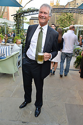 PICTURE SHOWS:-CHARLES DELEVINGNE.<br /> Tuesday 14th April 2015 saw a host of London influencers and VIP faces gather together to celebrate the launch of The Ivy Chelsea Garden. Live entertainment was provided by jazz-trio The Blind Tigers, whilst guests enjoyed Moët & Chandon Champagne, alongside a series of delicious canapés created by the restaurant's Executive Chef, Sean Burbidge.<br /> The evening showcased The Ivy Chelsea Garden to two hundred VIPs and Chelsea<br /> residents, inviting guests to preview the restaurant and gardens which marry<br /> approachable sophistication and familiar luxury with an underlying feeling of glamour and theatre. The Ivy Chelsea Garden's interiors have been designed by Martin Brudnizki Design Studio, and cleverly combine vintage with luxury, resulting in a space that is both alluring and down-to-earth.