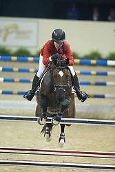 Coe Kirsten, (USA), Czardas<br /> Longines FEI World Cup™ Jumping Final II<br /> Las Vegas 2015<br />  © Hippo Foto - Dirk Caremans<br /> 18/04/15