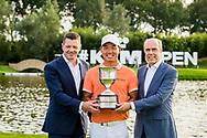 16-09-2018 KLM Open 2018, gespeeld van 13 t/m 16 september op The Dutch in Spijk: Ashun WU