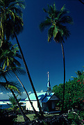 St Peter's Catholic Church, Kailua-Kona, Island of Hawaii<br />