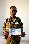 Counselor an the SPLA Juba hospital.