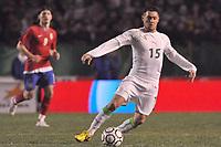 FOOTBALL - FRIENDLY GAME 2010 - ALGERIA v SERBIA - 03/03/2010 - PHOTO MOHAMED KADRI / DPPI - KARIM ZIANI (ALG)