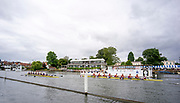 """Henley-On-Thames, Berkshire, UK.,Saturday, 14.08.21,   Heat of the Ladies Challenge Plate, Berks, Molesey Boat Club and Twickenham Rowing Club win their Heat, beating, Oxford Brookes University """"B"""",  2021 Henley Royal Regatta, Henley Reach, River Thames, Thames Valley,  [ Mandatory Credit © Peter Spurrier/Intersport Images],"""