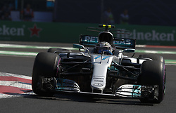 October 27, 2017 - Mexico-City, Mexico - Motorsports: FIA Formula One World Championship 2017, Grand Prix of Mexico, ..#77 Valtteri Bottas (FIN, Mercedes AMG Petronas F1 Team) (Credit Image: © Hoch Zwei via ZUMA Wire)