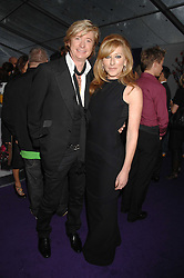 NICKY CLARKE and KELLY HOPPEN at the 2008 Glamour Women of the Year Awards 2008 held in the Berkeley Square Gardens, London on 3rd June 2008.<br /><br />NON EXCLUSIVE - WORLD RIGHTS