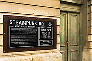Steampunk Headquarters, Oamaru, Otago, South Island, New Zealand