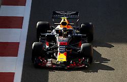 November 23, 2018 - Abu Dhabi, United Arab Emirates - Motorsports: FIA Formula One World Championship 2018, Grand Prix of Abu Dhabi, World Championship;2018;Grand Prix;Abu Dhabi, #33 Max Verstappen (NDL, Red Bull Racing) (Credit Image: © Hoch Zwei via ZUMA Wire)