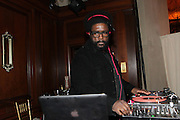 New York, NY-October 5: Questlove spins for the ColorOfChange.org's 10th Anniversary Gala held at Gotham Hall on October 5, 2015 in New York City.  Terrence Jennings/terrencejennings.com