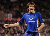 Photo: Glyn Thomas.<br />West Bromwich Albion v Tottenham Hotspur. The Barclays Premiership. 28/12/2005.<br />Spurs' Grzegorz Rasiak.