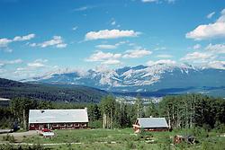 Alberta Bike Trip Mountain View
