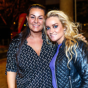 NLD/Amsterdam/20180826 - Jordaanfestival 2018, Samantha Steenwijk en partner Daisy Verschelden
