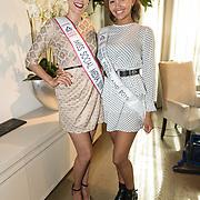 """NLD/Amsterdam/20190630 - Finale Miss Nederland 2019 """"Op jacht naar de kroon"""", Leontine Berns en Fabienne Davelaar"""