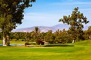 08-10-2015 -  Foto van De par-4 achtste rode lus bij Golf du Soleil in Agadir, Marokko. De 36 holes van Golf du Soleil werden ontworpen door Fernando Muela en Gerard Courbin.