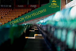 A general view of Carrow Road - Mandatory by-line: Phil Chaplin/JMP - 27/10/2019 - FOOTBALL - Carrow Road - Norwich, England - Norwich City v Manchester United - Premier League