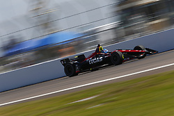 March 11, 2018 - St. Petersburg, Florida, United States of America - March 11, 2018 - St. Petersburg, Florida, USA: Robert Wickens (6) battles for position during the Firestone Grand Prix of St. Petersburg at Streets of St. Petersburg in St. Petersburg, Florida. (Credit Image: © Justin R. Noe Asp Inc/ASP via ZUMA Wire)