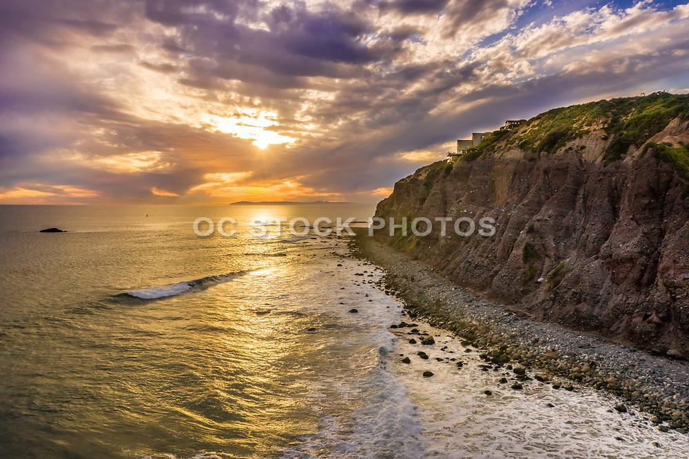 Coastal Sunset in Dana Point