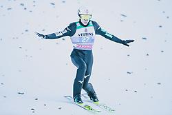 01.01.2020, Olympiaschanze, Garmisch Partenkirchen, GER, FIS Weltcup Skisprung, Vierschanzentournee, Garmisch Partenkirchen, Wertungssprung, im Bild Keiichi Sato (JPN) // Keiichi Sato of Japan during his competition Jump for the Four Hills Tournament of FIS Ski Jumping World Cup at the Olympiaschanze in Garmisch Partenkirchen, Germany on 2020/01/01. EXPA Pictures © 2019, PhotoCredit: EXPA/ Dominik Angerer