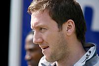 Photo: Steve Bond.<br />Leicester City v Derby County. Coca Cola Championship. 06/04/2007. Steve Howard, Derby striker