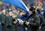 Six Nations 2017<br /> Scotland v Ireland, Murrayfield Stadium, Edinburgh.<br /> <br /> Scotland's captain Greig Laidlaw before kick off<br /> <br /> <br />  Neil Hanna Photography<br /> www.neilhannaphotography.co.uk<br /> 07702 246823