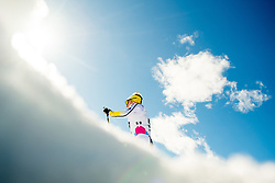 January 31, 2018 - Goms, SWITZERLAND - 180131 BjÅ¡rn SandstrÅ¡m of Sweden competes in the men's 15km classic technique interval start during the FIS U23 Cross-Country World Ski Championships on January 31, 2018 in Obergoms..Photo: Vegard Wivestad GrÂ¿tt / BILDBYRN / kod VG / 170091 (Credit Image: © Vegard Wivestad Gr¯Tt/Bildbyran via ZUMA Press)