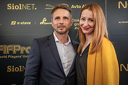 during SPINS XI Nogometna Gala 2019 event when presented best football players of Prva liga Telekom Slovenije in season 2018/19, on May 19, 2019 in Slovene National Theatre Opera and Ballet Ljubljana, Slovenia. ,Photo by Urban Meglic / Sportida