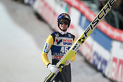 24.11.2012, Lysgards Schanze, Lillehammer, NOR, FIS Weltcup, Ski Sprung, Herren, im Bild Morgenstern Thomas (AUT) during the mens competition of FIS Ski Jumping Worldcup at the Lysgardsbakkene Ski Jumping Arena, Lillehammer, Norway on 2012/11/23. EXPA Pictures © 2012, PhotoCredit: ..EXPA/ Federico Modica