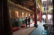 Taiwanese people are fairly religious.  Followers of most of the major religions can be found on the island. but most Taiwanese follow Daoism (Taoism) and many combine it with a bit of Buddhism.