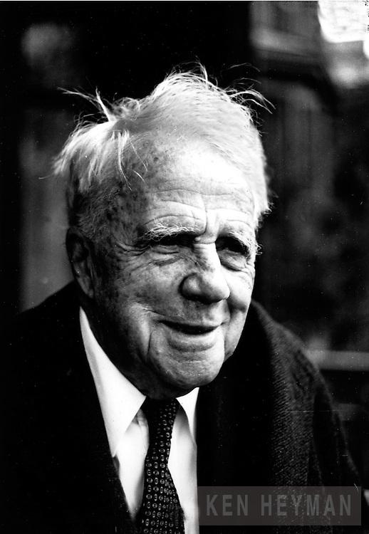 Poet, Robert Frost