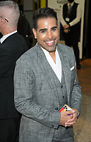 Dr Ranj Singh at the Gala Performance of Andrew Lloyd Webber's Cinderella  at the Gillian Lynne Theatre in Drury Lane, London, United Kingdom photo by terry Scott