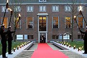 Prins Willem-Alexander heeft in Amsterdam een tentoonstelling over de Russische tsaar Peter de Grote in de Hermitage geopend. De toekomstige koning van Nederland is beschermheer van de Hermitage en een verre nazaat van de Russische tsaar. <br /> <br /> Prince Willem-Alexander in Amsterdam, an exhibition on the Russian Tsar Peter the Great at the Hermitage opened. The future king of the Netherlands is the patron of the Hermitage and a distant descendant of the Russian Tsar.<br /> <br /> Op de foto / On the photo: Prince Willem-Alexander