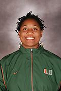 2006-07 Miami Hurricanes Athletics Head Shots