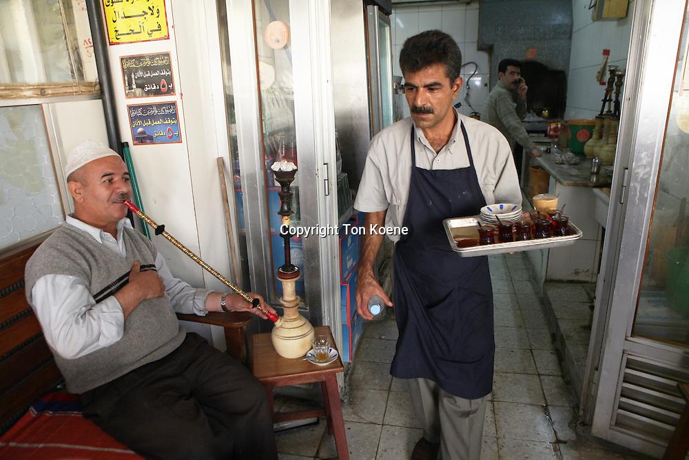 Teashop in Kuwait city