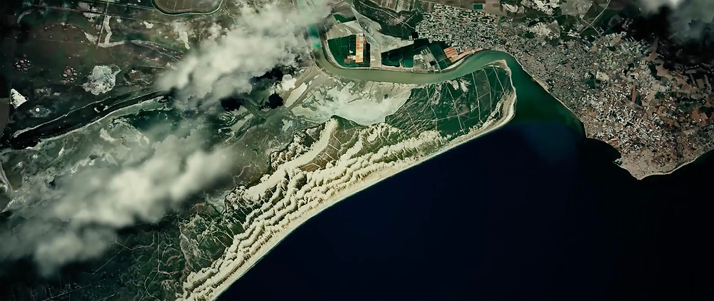 EXCLUSIVE: A UK TEAM OF SATELLITE HISTORIANS CLAIM TO HAVE MADE HISTORY-CHANGING DISCOVERY OF THE LOST CITY OF ATLANTIS WITH PIX AND VIDEO – LINK TO VIDEO TRAILER OF FILM MADE OF DISCOVERY http://ingeniofilms.com/elements/atlantica/ DOWNLOAD LINK TO IMAGES: https://we.tl/t-9t8GLOOvz7 By Magnus News Agency A UK team of satellite historians claim to have discovered the true location of the lost city of ATLANTIS. Ground-breaking antiquity specialists Merlin Burrows believe the ruins of the legendary civilization can be found in modern-day southern Spain. The exact location is somewhere north of the city of Cadiz, Andalucía, centred around the Doñana National Park, which the UK historians believe was once a vast inland sea. And they claim from the park south and north there is further evidence of the ancient civilisation, with 15 other settlements dotted along the coastline. Atlantis was recorded in the writings of Greek philosopher Plato who lived around 400BC. He described an advanced island civilization that ruled a vast maritime empire, some 9,000 years before his own era. The city of Atlantis at the centre of this empire was described as having, among other features, an enormous harbour wall, huge entrance pillars, a temple to the god Poseidon and massive circular pieces of land carved out by the Atlanteans to live on. It is thought a cataclysmic natural disaster, such as a tsunami or volcanic event, eventually wiped out the Atlanteans, consigning their legacy to legend. But now using unique satellite investigation techniques, aerial photography and ground observations of the site, British experts believe they have found all the features of Atlantis Plato described and evidence of how they were destroyed. Although some scholars believe Atlantis to be a myth, Merlin Burrows claim their discoveries will once and for all prove the lost civilization existed. Maritime historian Tim Akers, head of research at Merlin Burrows, said not only had they discovered Atlantis